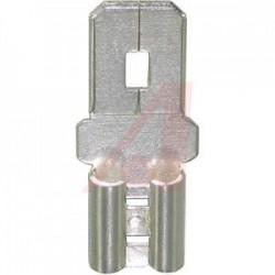 Adapter sa izvoda (terminala) F1 (4,8mm) na izvod F2 (6,3mm)