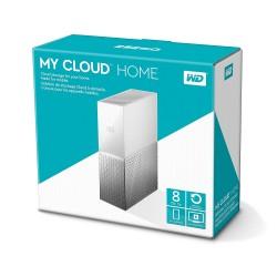 8 TB MyCloud Home RJ45/USB3.0 WDBVXC0080HWT-EESN