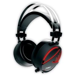RGB Gamdias HEBE E1 headset (USB + 3.5mm)