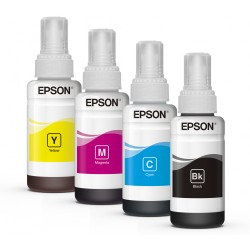 Tinta EPSON T6641 CRNA 70 ml ORIGINAL