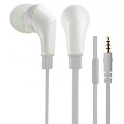 Maxell Super Sounds bijele slušalice sa mikrofonom