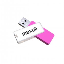 Maxell USB2.0 32GB Typhoon White+Pink
