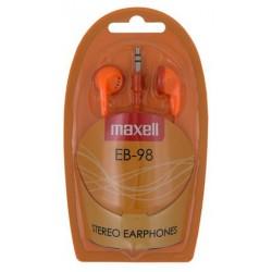 Maxell EB-98 Ear Buds Stereo slušalice narandžaste