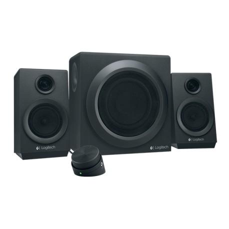 Logitech Z333 2.1 Sound Speaker System (980-001202)