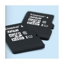 SDC10/16GB Kingston micro SD Card Class 10