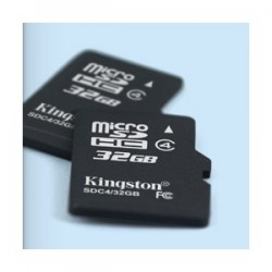 SDC4/16GB Kingston micro SD Card Class 4