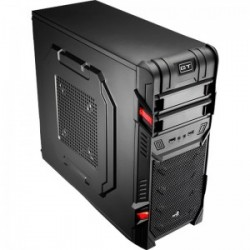 AEROCOOL Midi GT Black Advance Edition