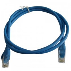 Patch kabl sa konektorima FTP CA5e 1m (sivi)
