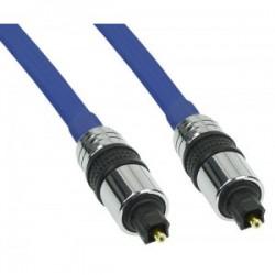 Optički audio kabl, InLine® 89923P, PREMIUM, toslink M/M, 3m