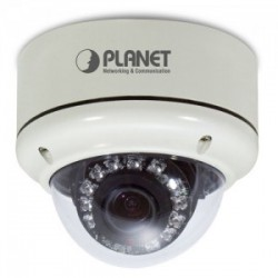 PLANET ICA-5350V 3 Mega-pixel Vandalproof IR IP Camera