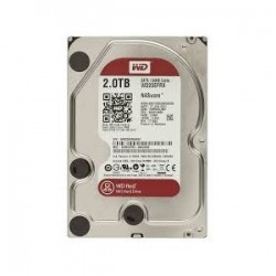 WD Red 2TB, 64MB, IntelliPower, 24x7 (WD20EFRX)