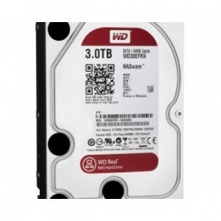 WD Red 3TB, 64MB, IntelliPower, 24x7 (WD30EFRX)