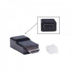 Adapter HDMI-A(M) na VGA (Ž), Natec Extreme Media NKA-0636