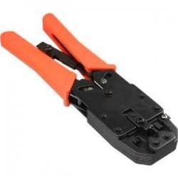 InLine® crimping tool, for RJ10/RJ11/RJ12/RJ45 plug