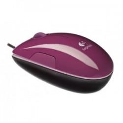Logitech LS1 Laser Mouse Berry, USB (910-001162)