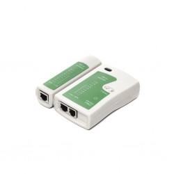 Netrack tester mrežnih kablova RJ11/RJ12/RJ45 UTP/FTP/STP