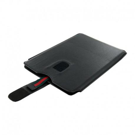 4World zaštitna futrola za Galaxy Tab 2, uspravna, 10'', crna