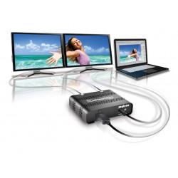 Matrox DualHead2Go Digital SE (DP na 2x DVI-I)