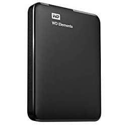 1 TB Elements Portable USB3.0 WDBUZG0010BBK-EESN