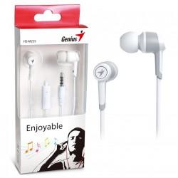 Genius HS-M225 slušalice, bjele