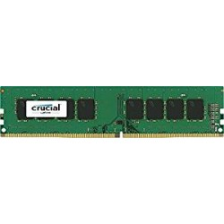 Crucial 8GB DDR4 2400 MT/s (PC4-19200) CT8G4DFD824A
