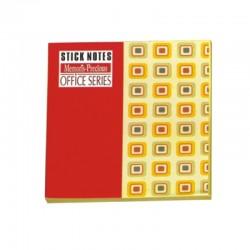 Stiker (post-it) 100 listova 76X76 mm žuti