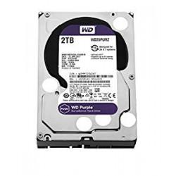 HDD 2TB WD20PURZ (za režim rada 24/7)