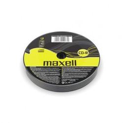 Maxell CD-R 10 kom 52x 80 min 700 MB