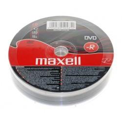 Maxell DVD-R 10 kom 16x 120min 4.7GB