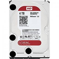WD Red 4TB, 64MB, IntelliPower, 24x7 (WD40EFRX)