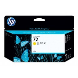 HP 72/C9373A INKJET YELLOW ORIGINAL