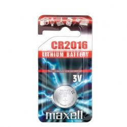 Maxell baterija CR2016 (3V, 1 kom)