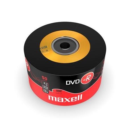 Maxell DVD-R 50 kom 16x 120min 4.7GB