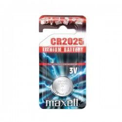 Baterija CR2025 MAXELL (1/5 kom)