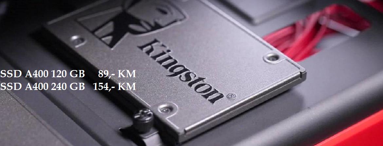 SSD Kingston A400 AKCIJA!