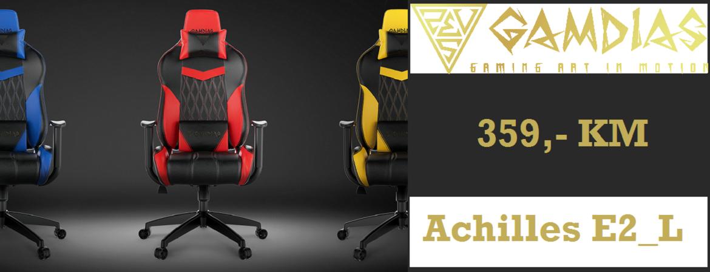 Gamdias Achiiles E2_L gamerske stolice